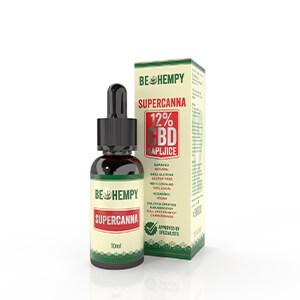 SuperCanna – 12% CBD Hemp Drops