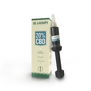 20% CBD Hemp Resin, 5ml