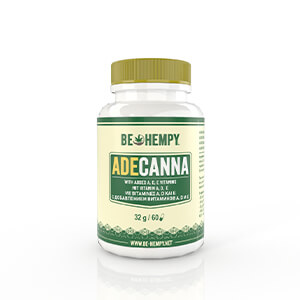 ADECanna – Vitamins A, D and E