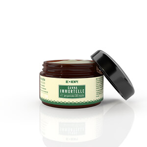 Canna Immortelle – Hemp Ointment with Immortelle, 50 ml