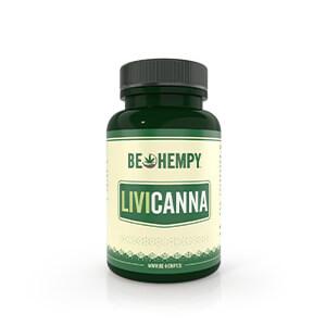 LIVICANNA – dietary supplement powder, 80 g